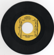 Delroy Butler - Different Experience / Upsetters - Dxperential Version (Justice League) 7""